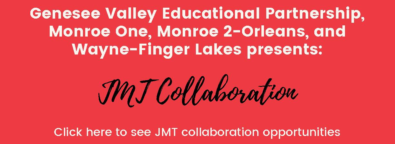 JMT Collaboration Graphic