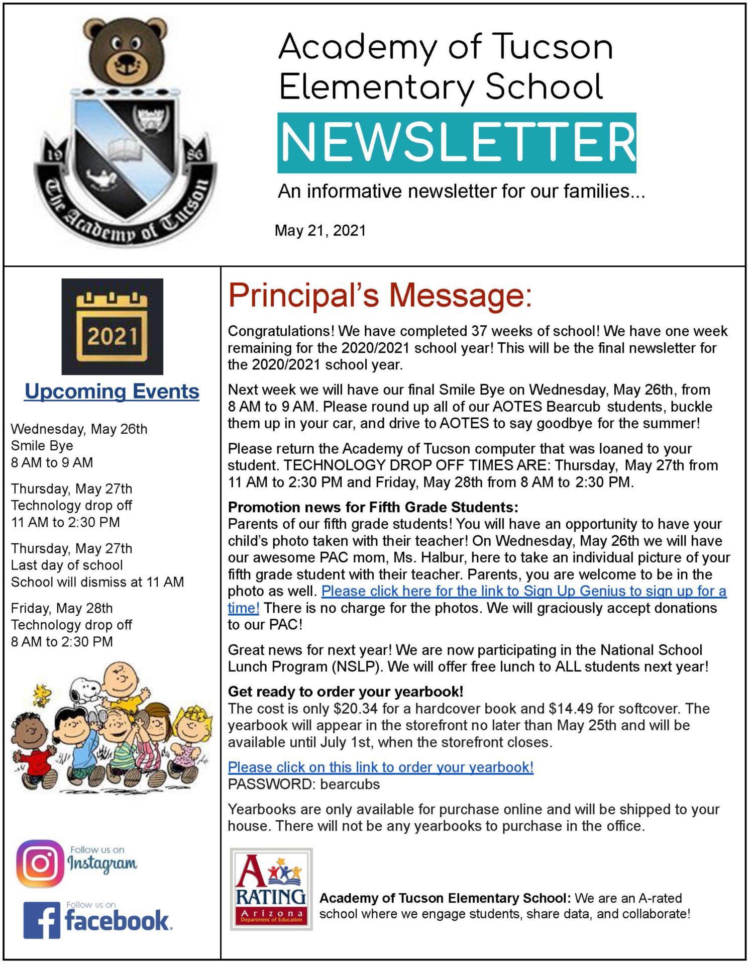 AOTES Newsletter
