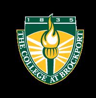 Brockport College logo