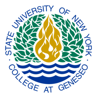 College at Geneseo logo