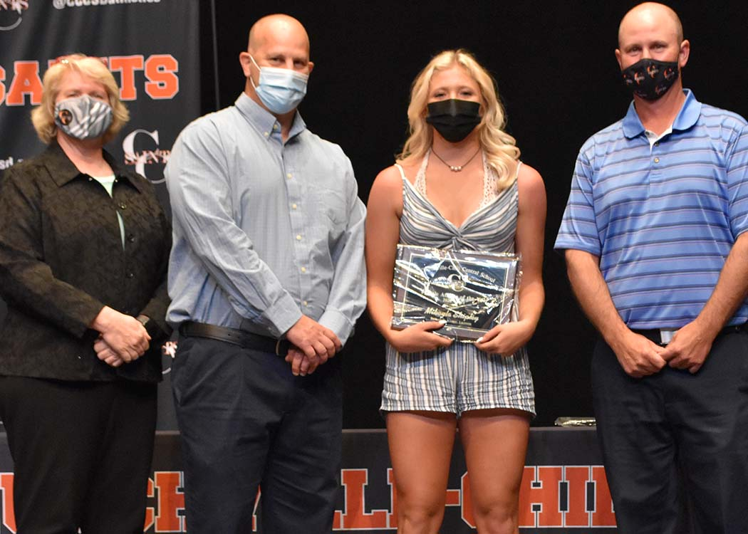 Mikayla Shipley - Athlete of the Year
