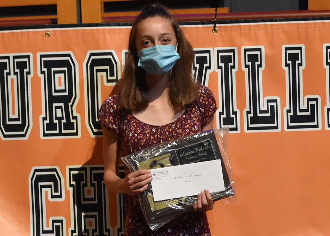Kayla Storie - Andrea Kofahl Award