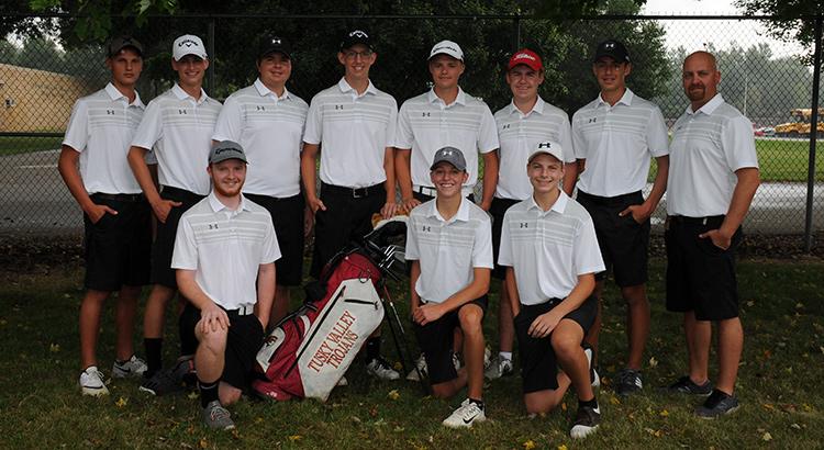 2018 Varsity Boys' Golf