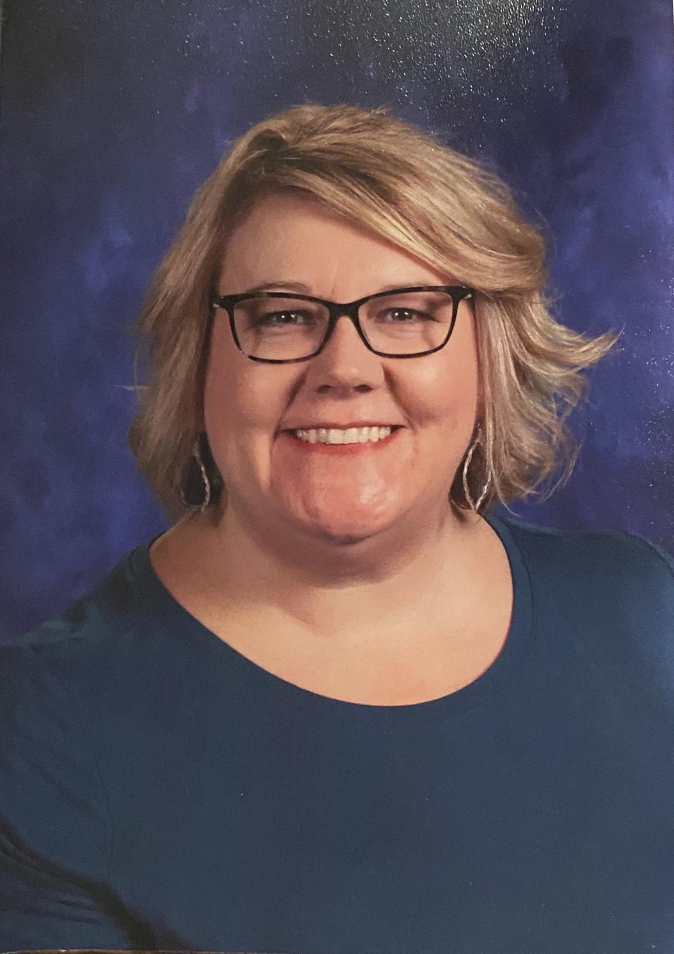 Principal Rachel Storment