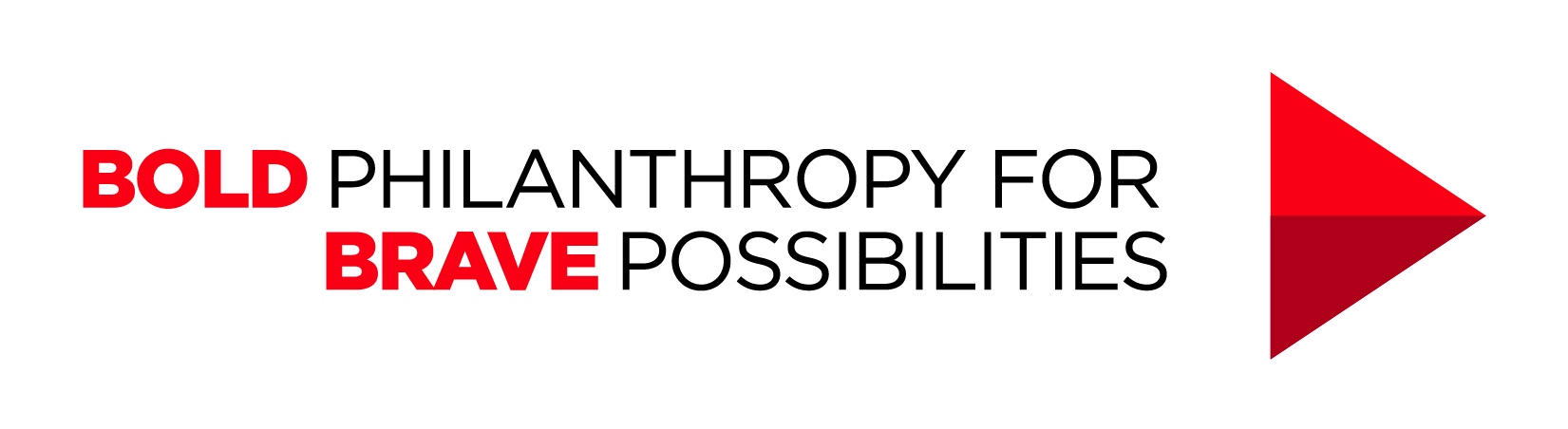 Bold Philanthropy for Brave Possibilities