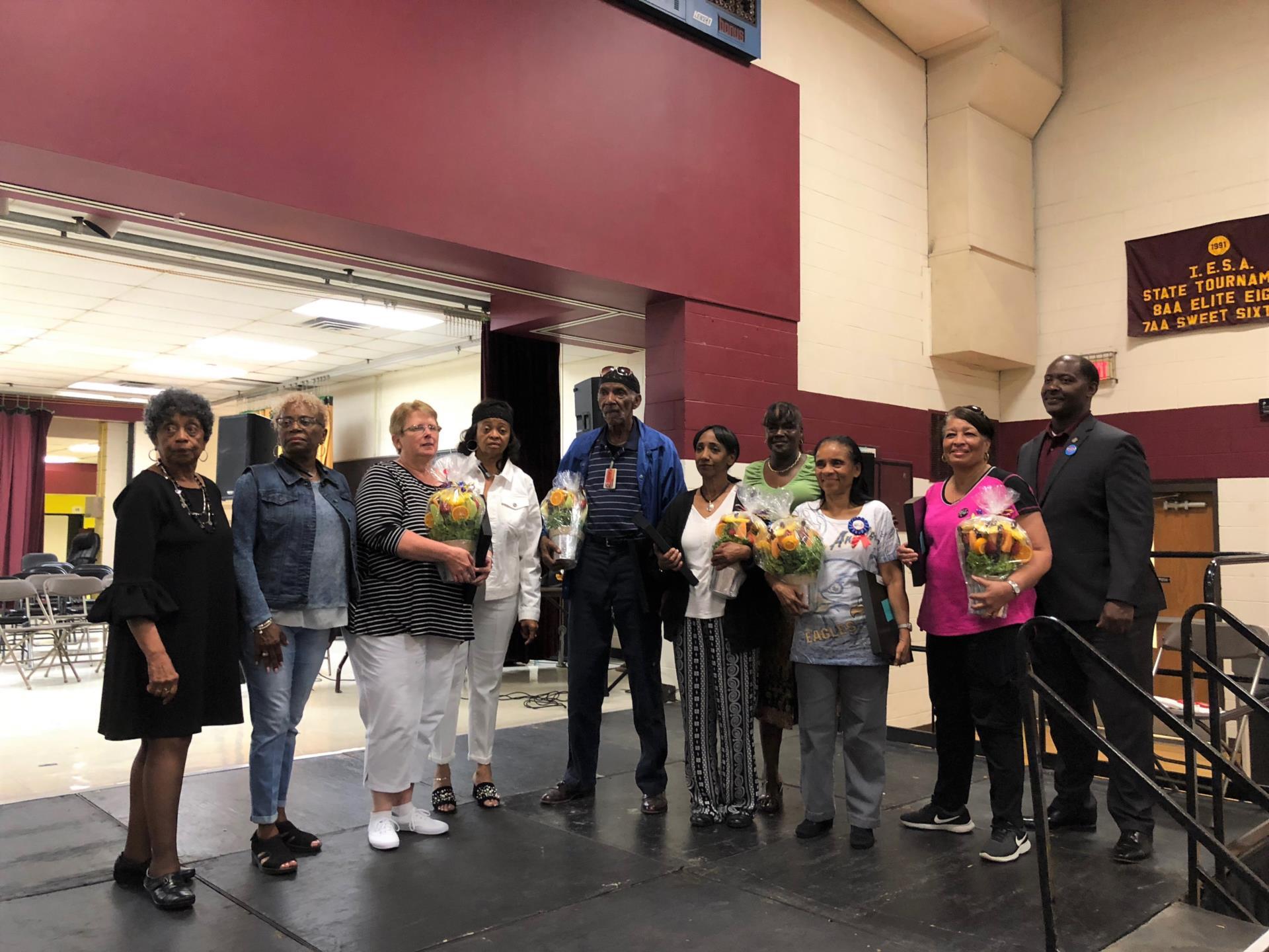 HSD 152 Retirees for 2018-19