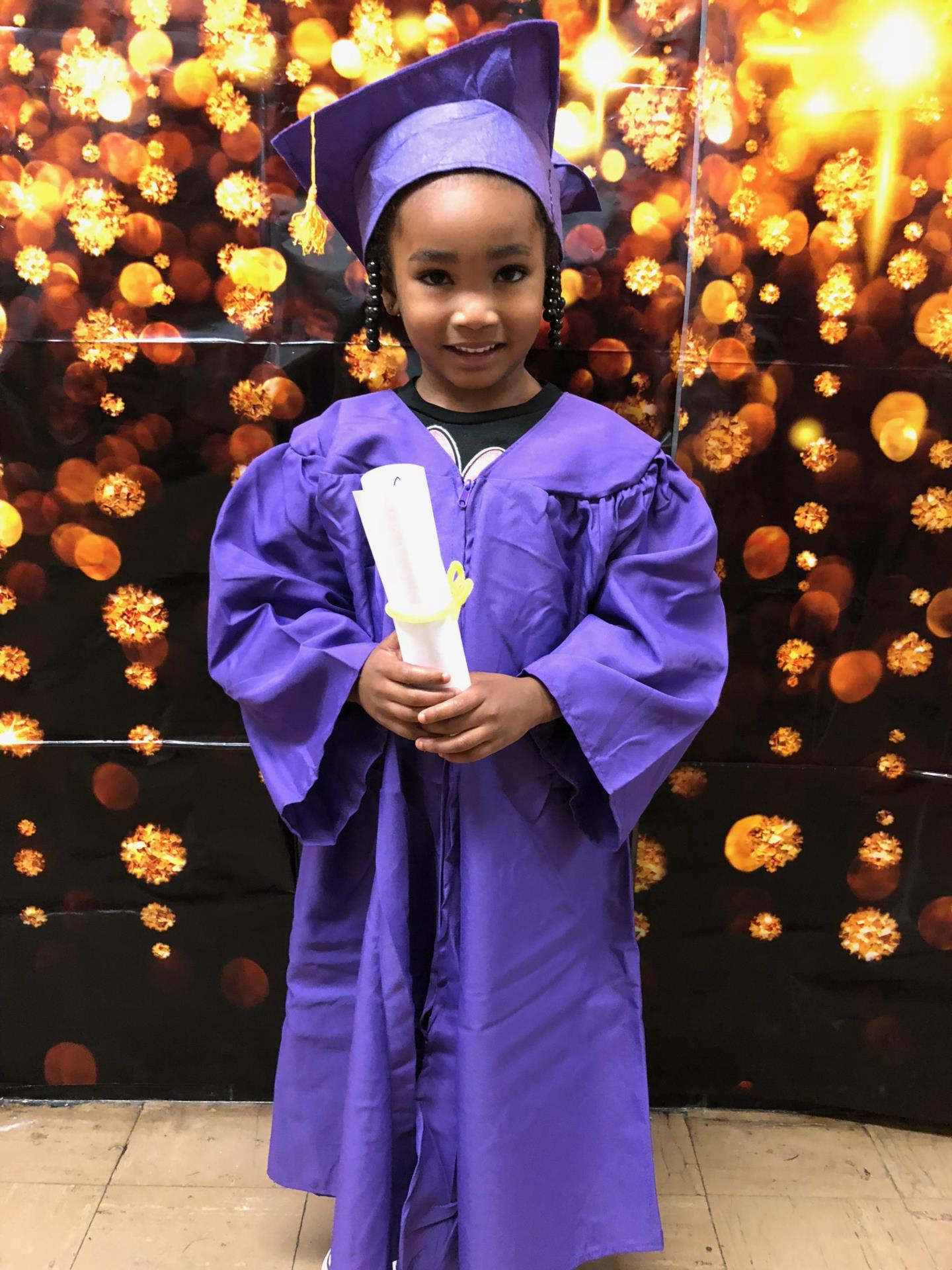 A Riley graduate