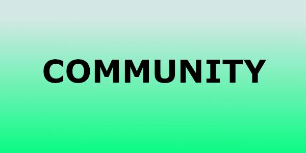 CommunityButton