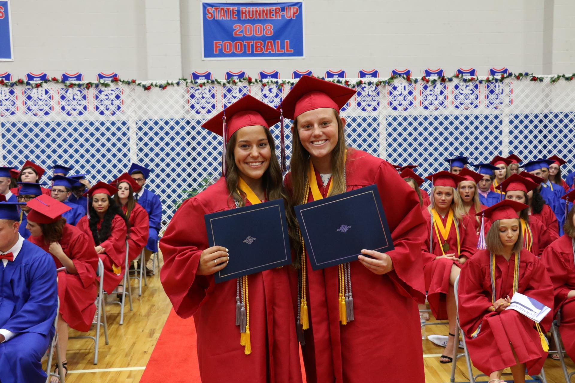Dr. Thomas L. Mount – M. Dean Butler – Liberty-Benton Athletic Booster Scholarships