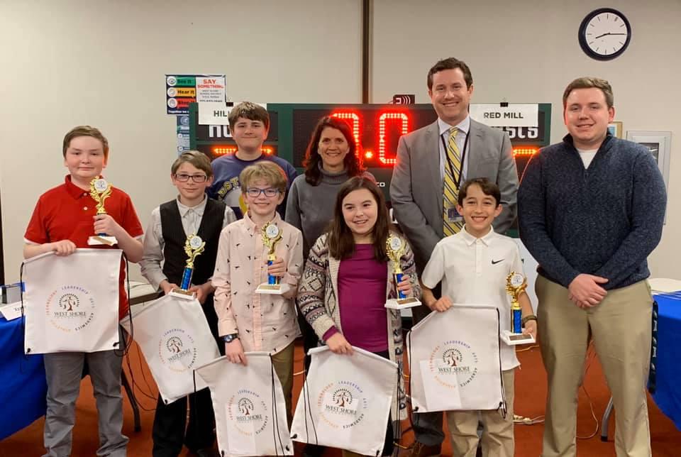 red mill 5th grade winners