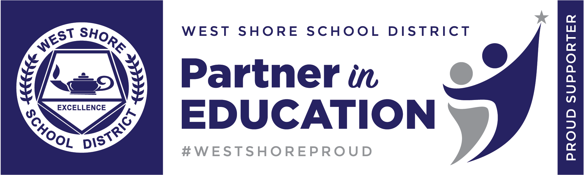 partner in education banner