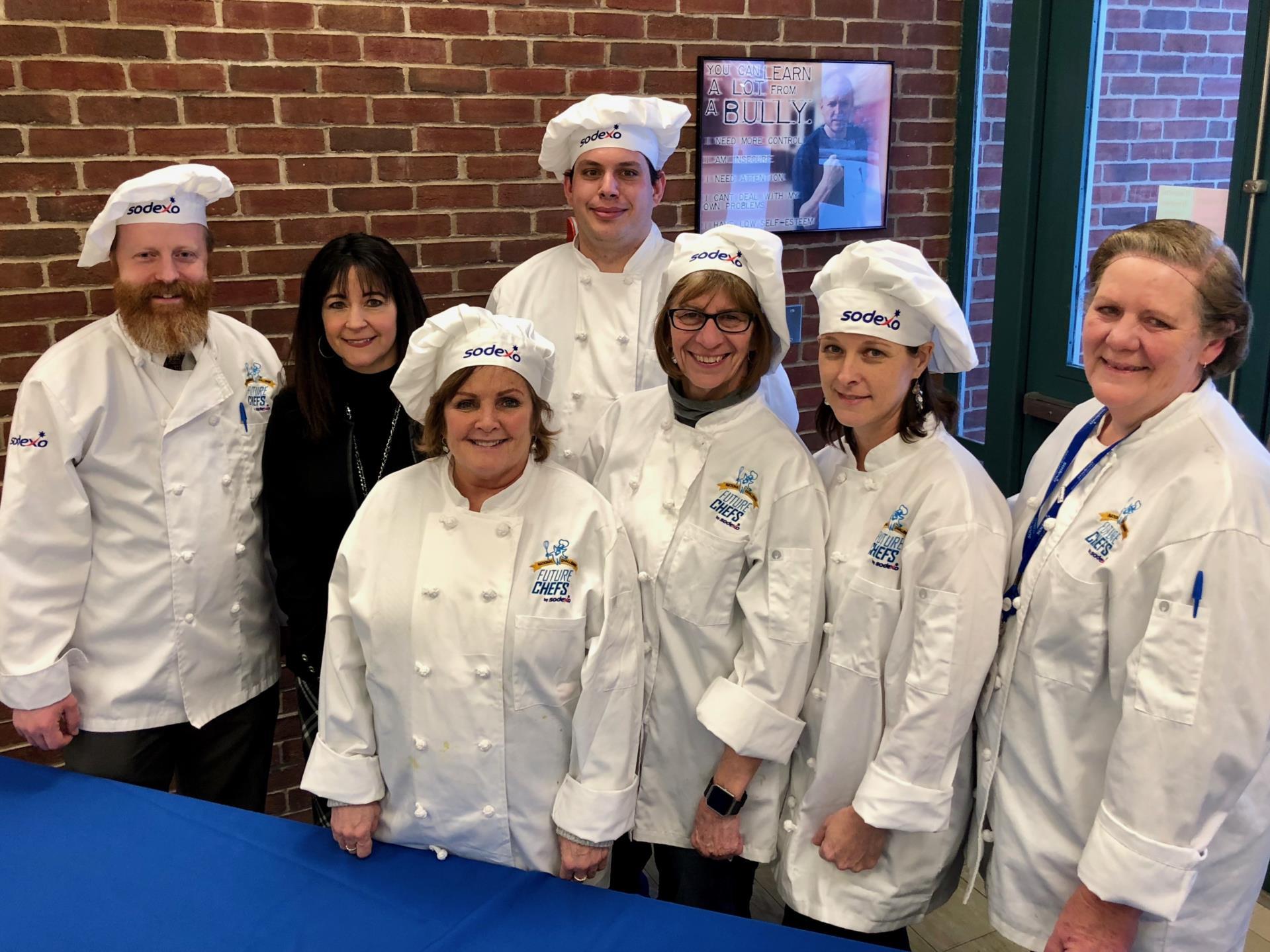 Food Service Staff Photo
