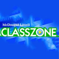 Classzone link