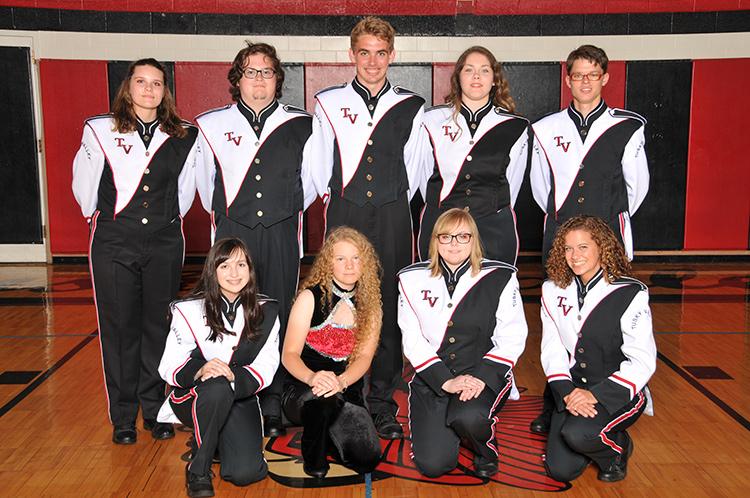 TVHS Band Seniors