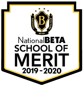 Beta School of Merit 2019-2020