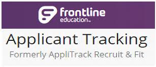 Frontline Recruiting Logo