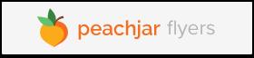 Gray Peachjar logo