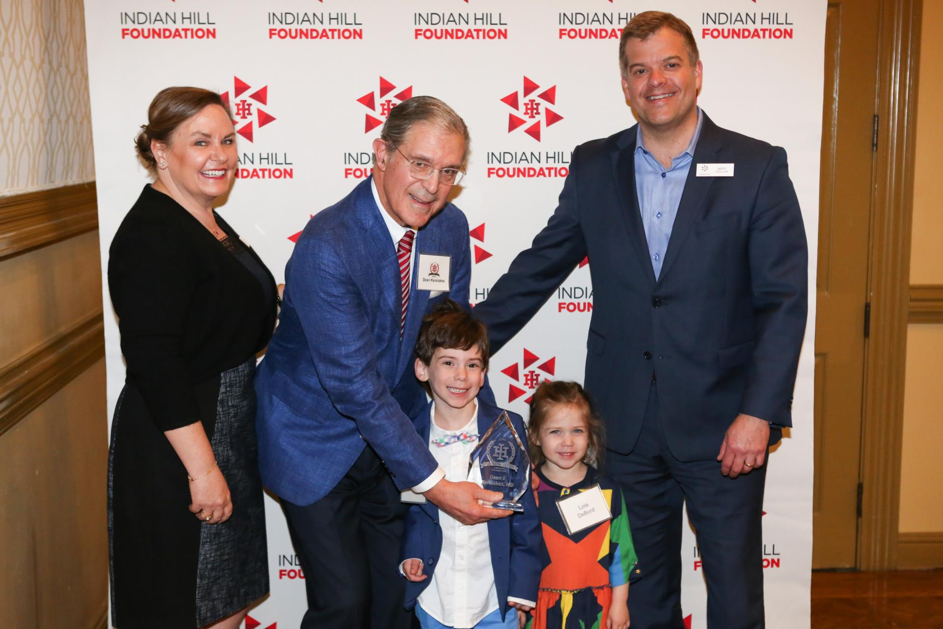 D Kereiakes award w kids