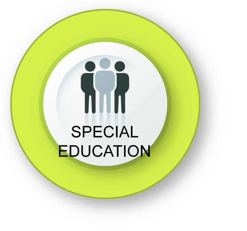 Special Education - Students standing