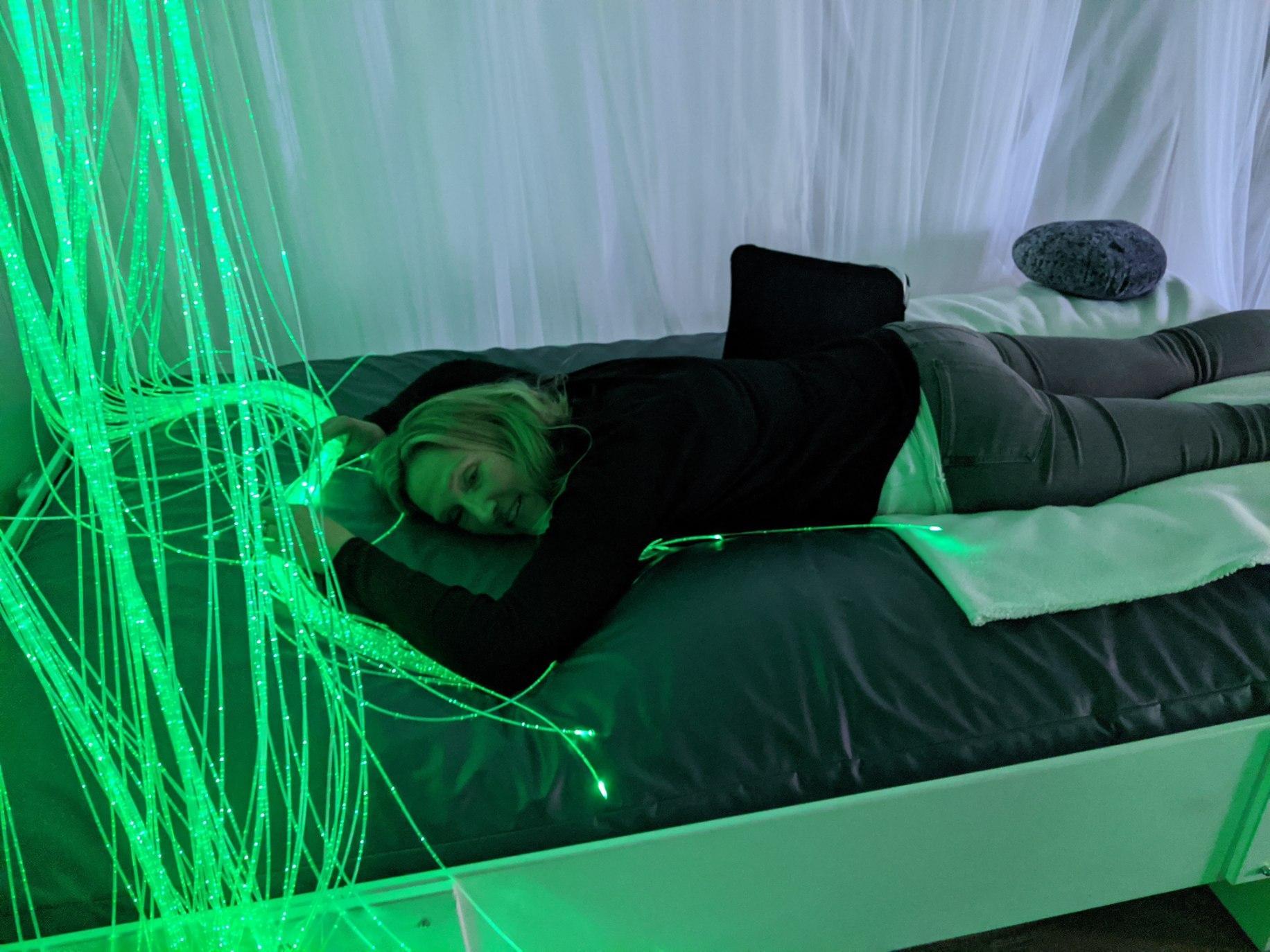 WonderLab bed