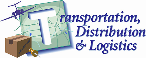 Transportation, Distribution & Logistics graphic