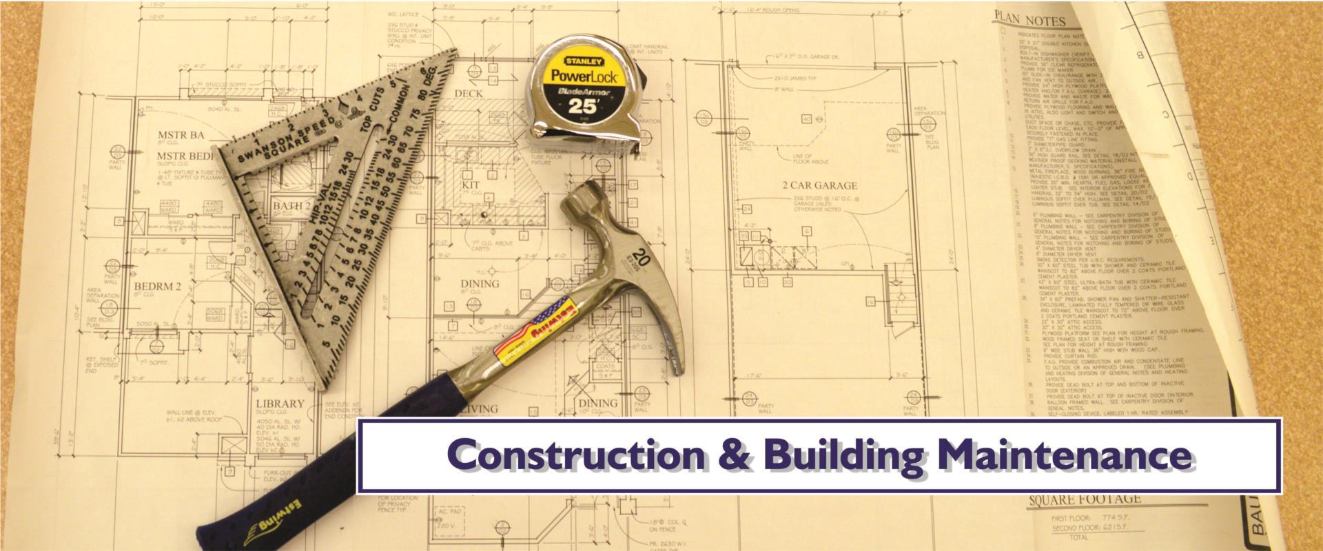 Construction & Building Maintenance