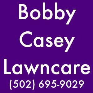 Bobby Casey Lawncare Logo