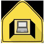 Open House Link Logo