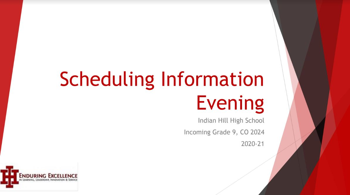IHHS Presentation