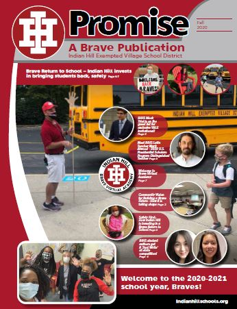 IH Promise Newsletter Fall 2020 Cover