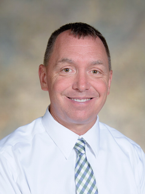 Tim Holcombe, Eisenhower Principal