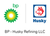 BP-Husky logo