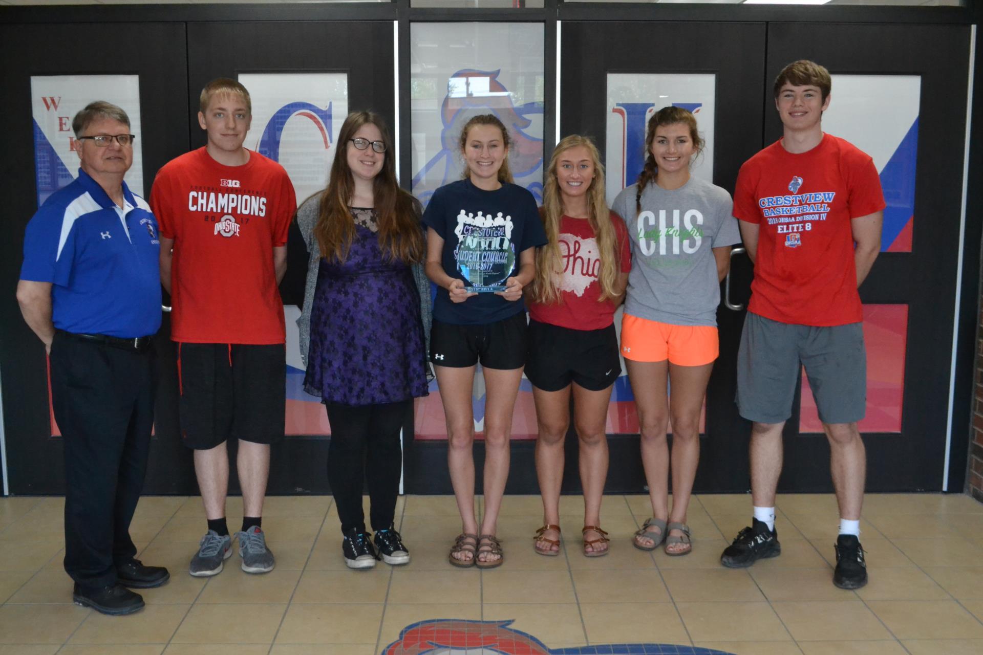 Crestview Students