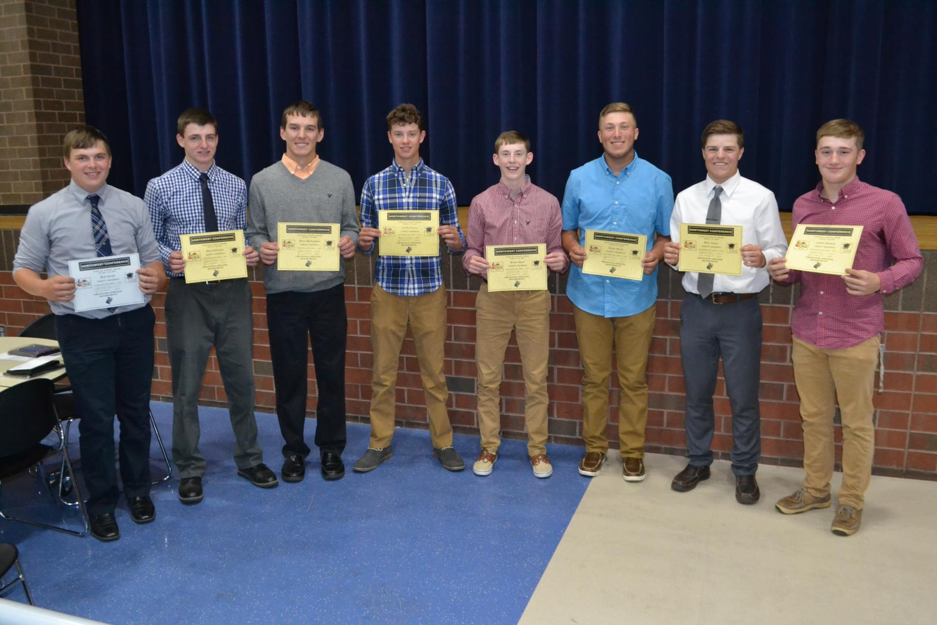Baseball Scholar Athletes