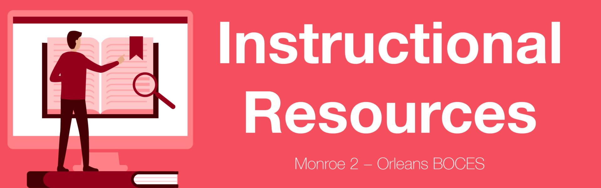 Instructional Resources Header