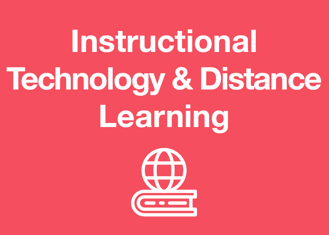 Link to Instructional Technology/Distance Learning