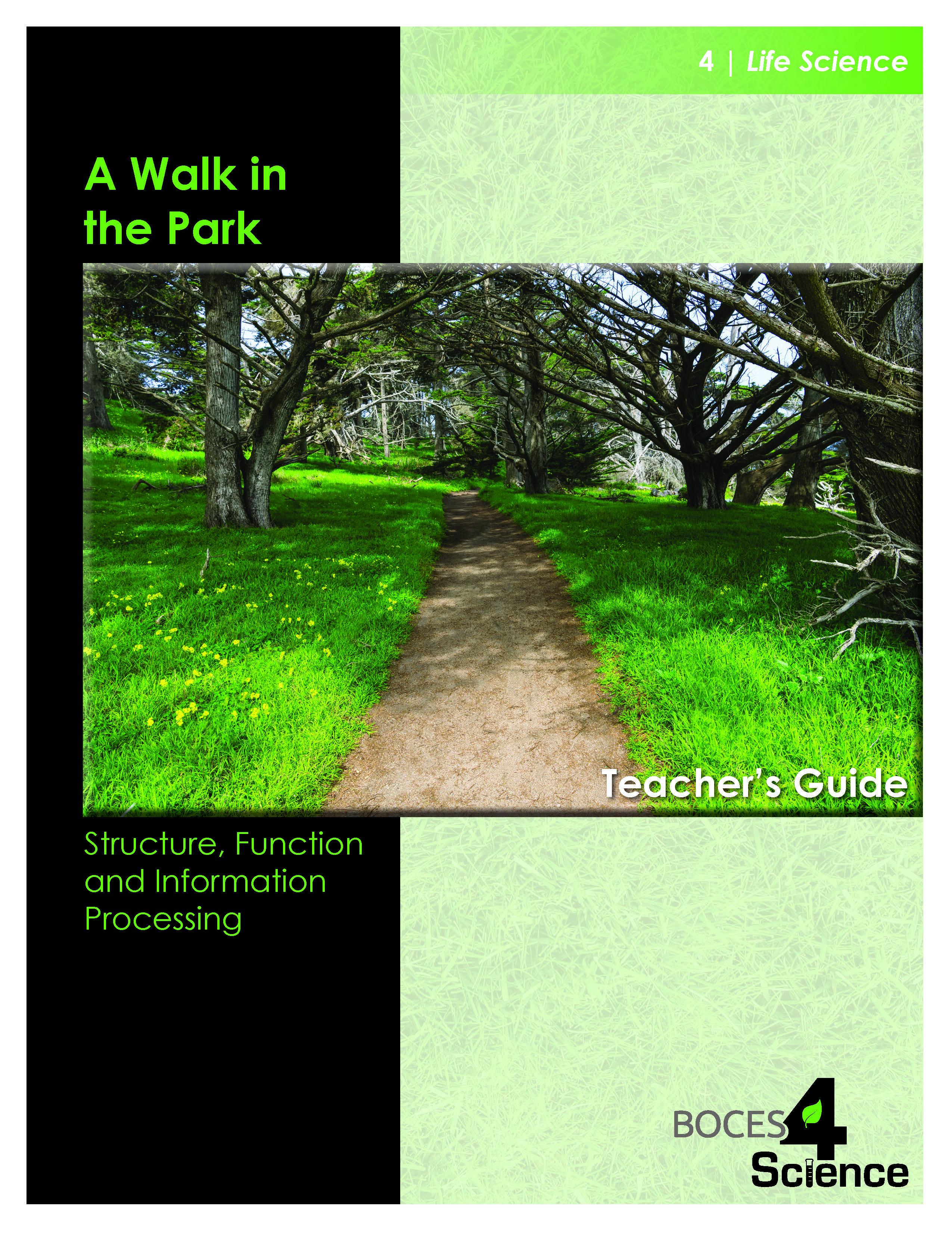 Walk in Park Kit
