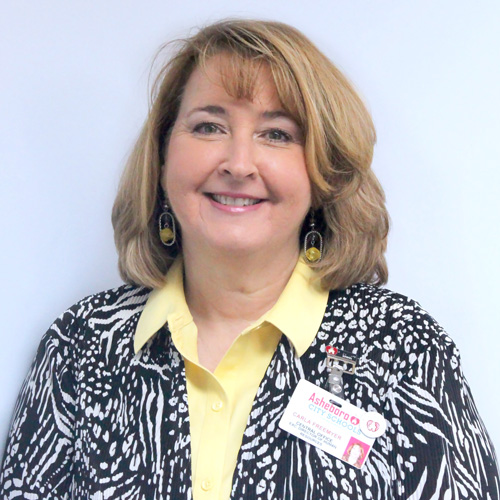 Carla Freemyer, Executive Director of HR