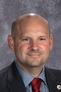 Josh Biederstedt, Superintendent Photo