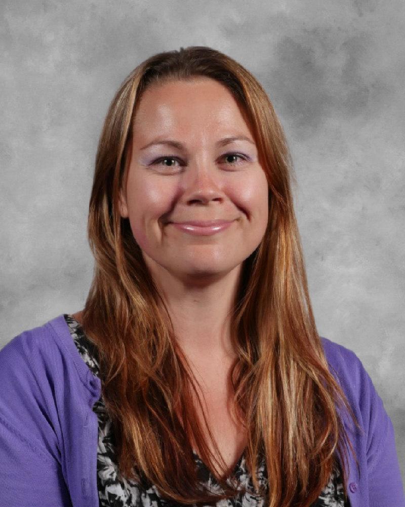 Courtney Panek, Secretary to Mr. Nardone - click for larger image