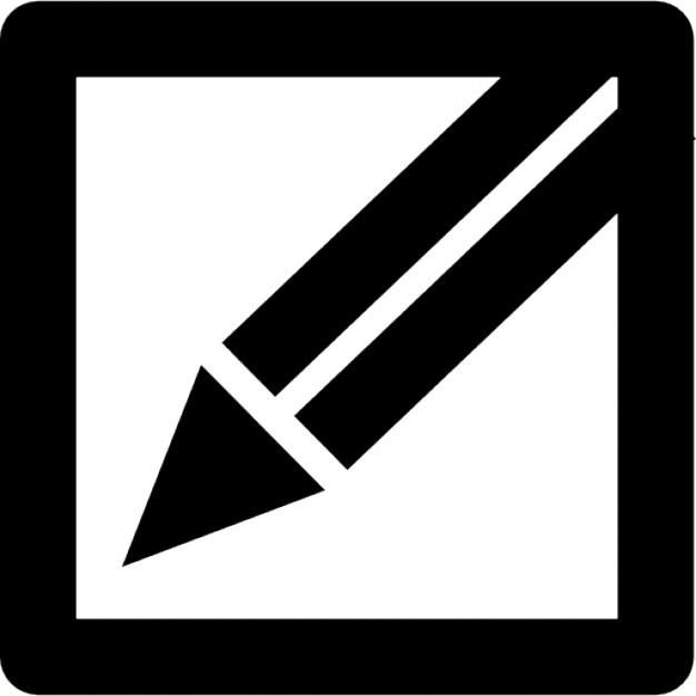 Registration/Enrollment Icon