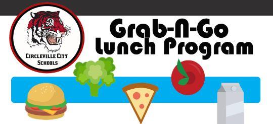 Grab N Go Lunch Program