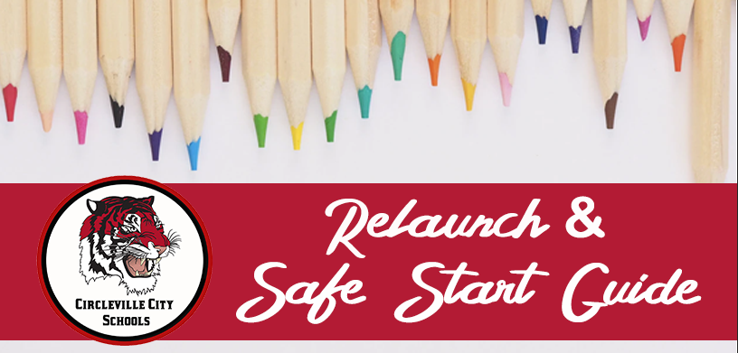 Last night, the board of education approved the district's much anticipated Relaunch and Safe Start Guide.