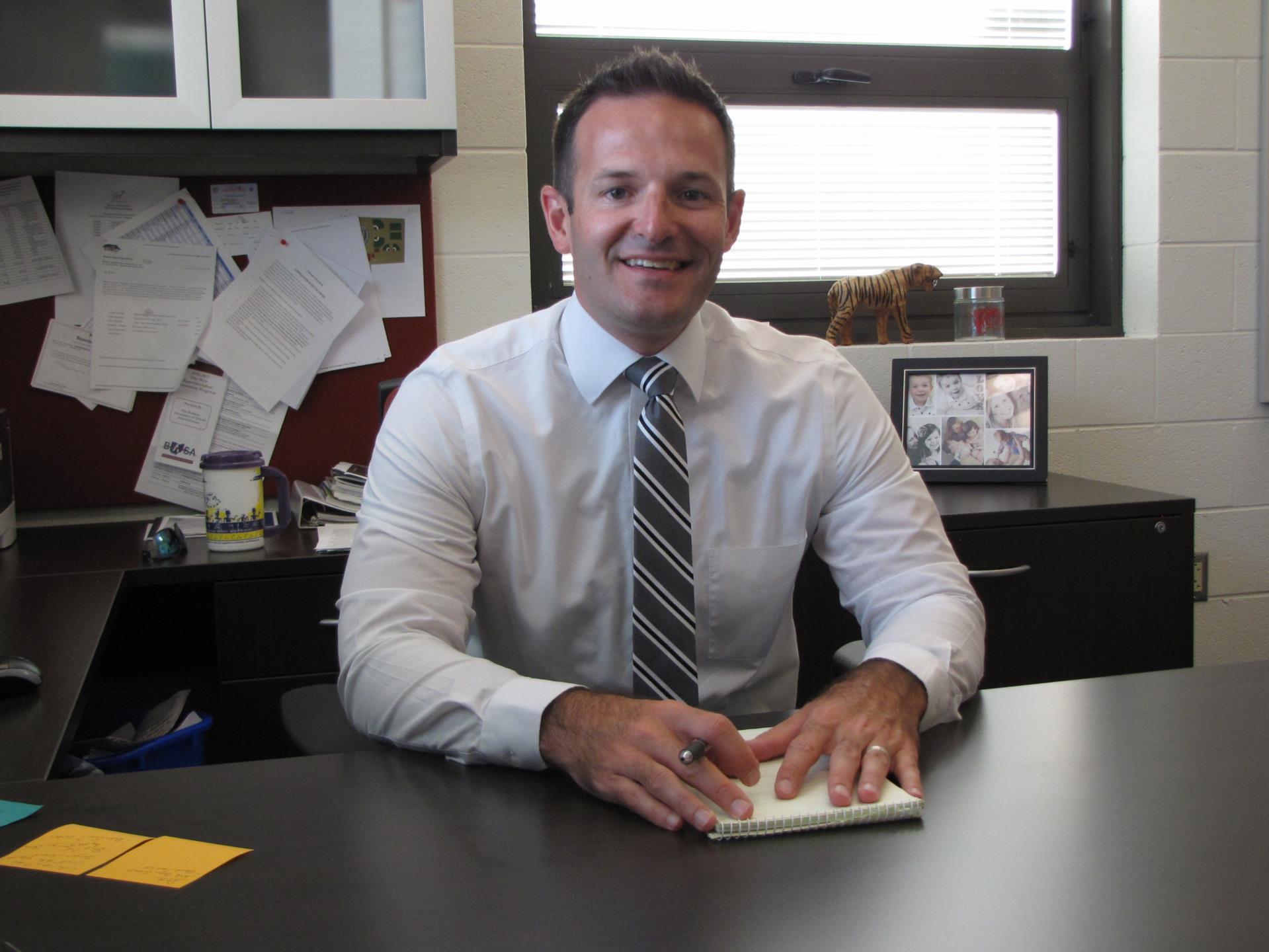 Superintendent Jonathan Davis