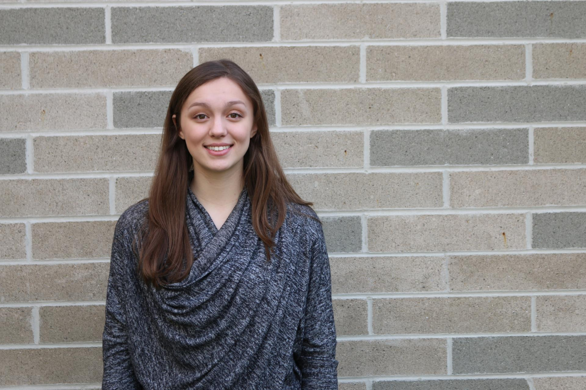 Senior Shannon Benner has been named the building winner of the Good Citizen essay contest on behalf of the Pickaway Plains Chapter of the Daughters of American Revolution (D.A.R.).