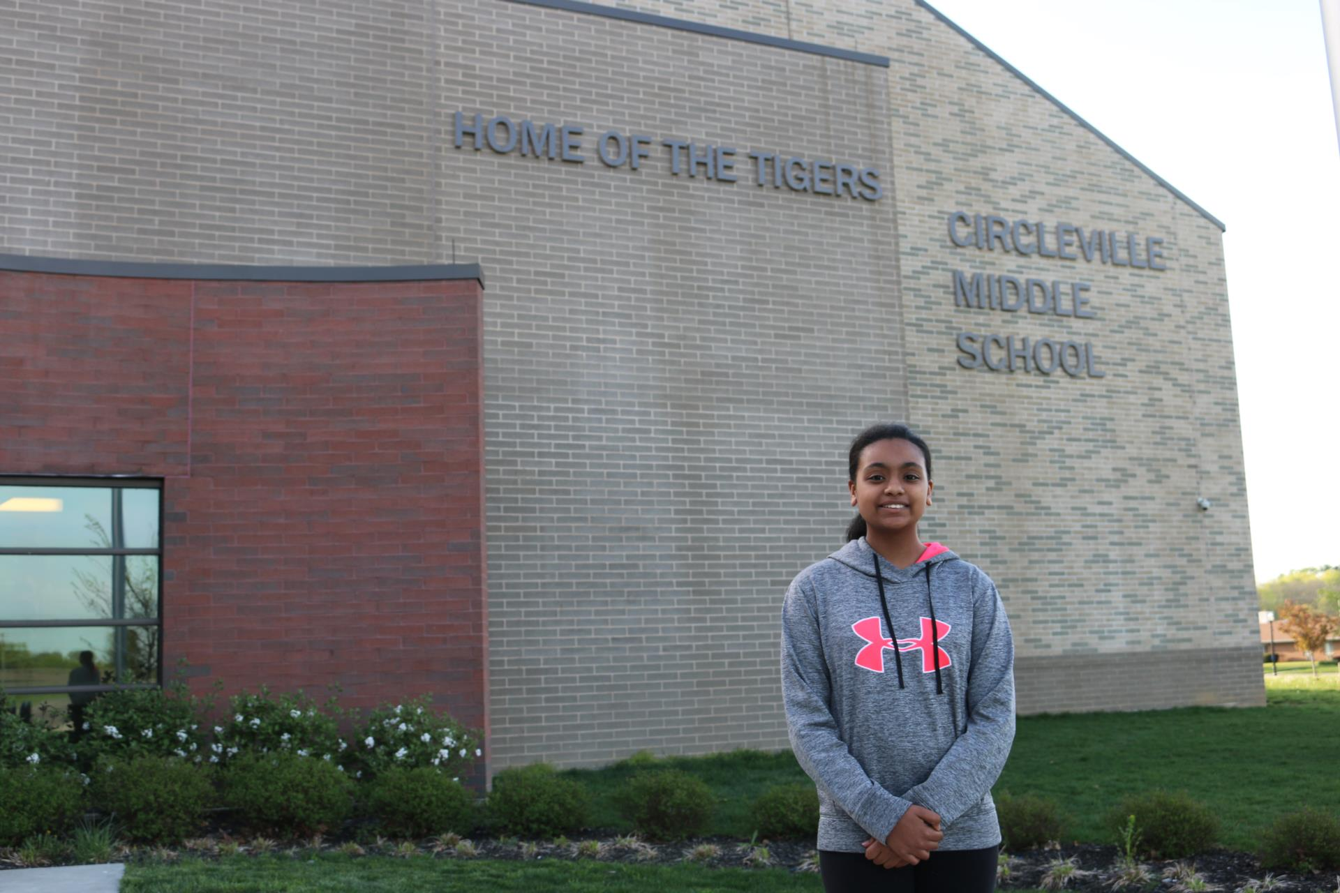 "Sixth grade student Addisyn Ndayitwayeko has been named a finalist in the 2019 Central Ohio Better Business Bureau's (BBB) ""Laws of Life Essay Contest."""