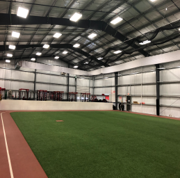 CHS Berger athletics field house