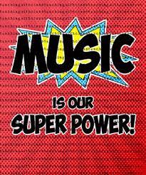 music super power