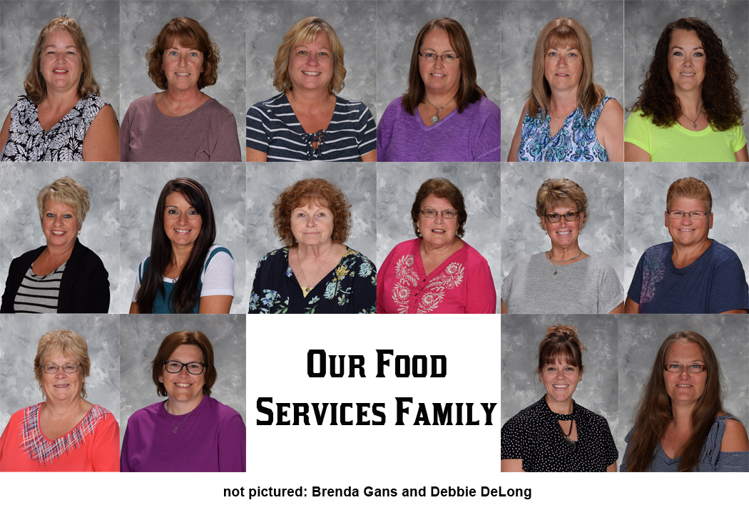 Our Food Services personnel