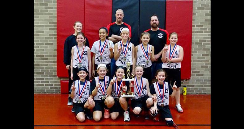 4th Grade Hoops - Quaker Classic Champions